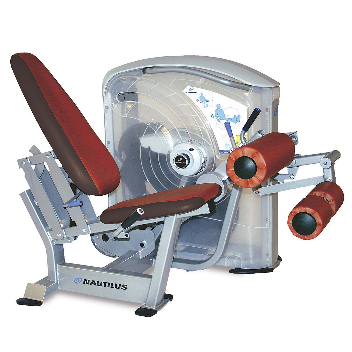 Surrey Strength Equipment - Nautilus Weight Stacking Machines - Lifestyle Equipment