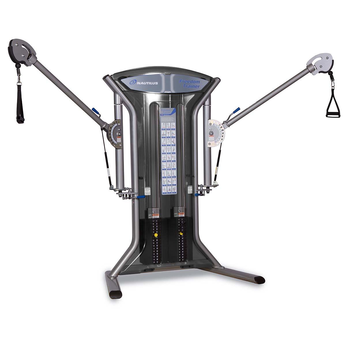 Surrey Strength Equipment - Nautilus Freedom Trainer - Lifestyle Equipment